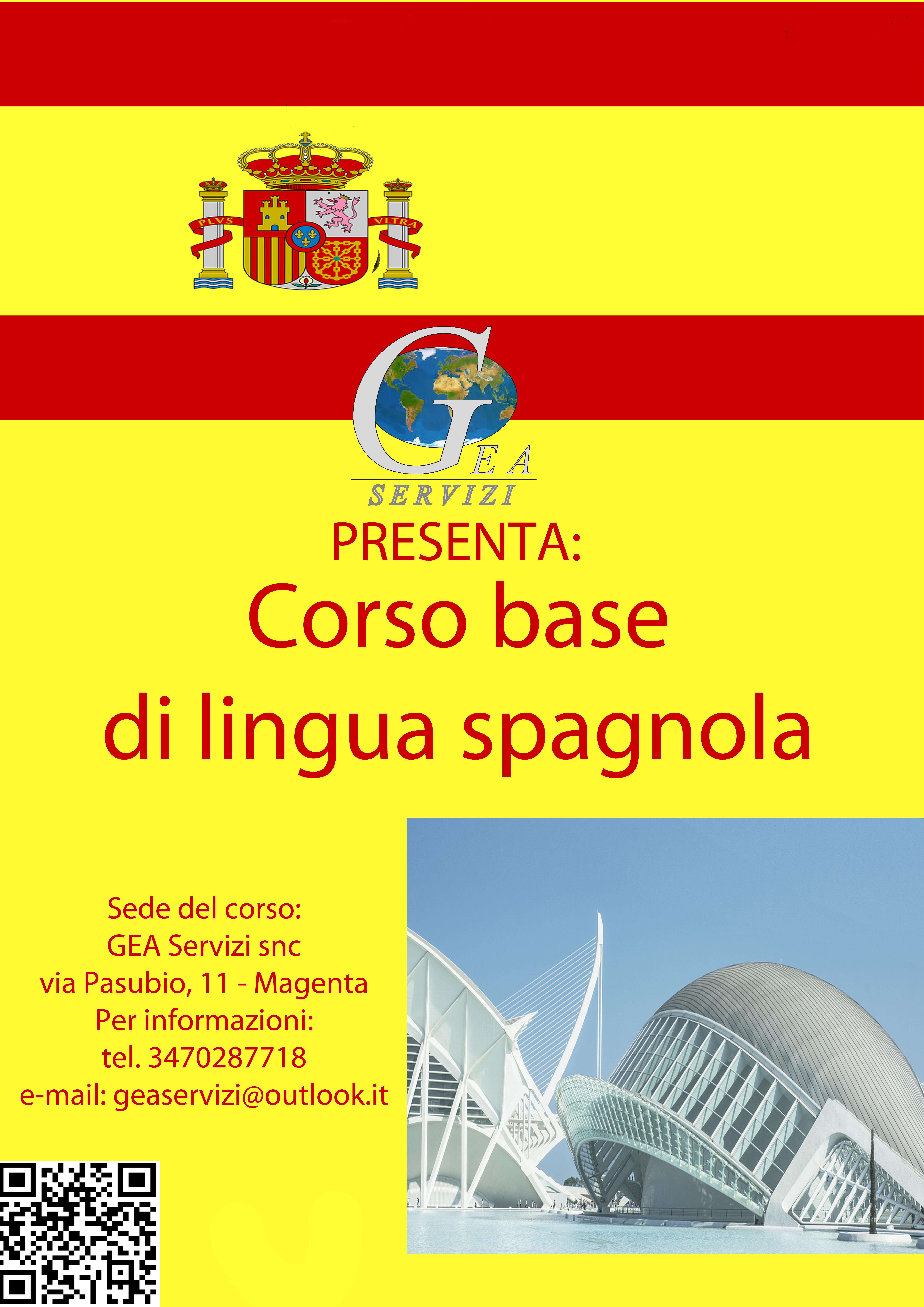 Corso Spagnolo Magenta